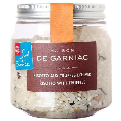 Maison Garniac - Risotto aux truffes d'hiver 210g