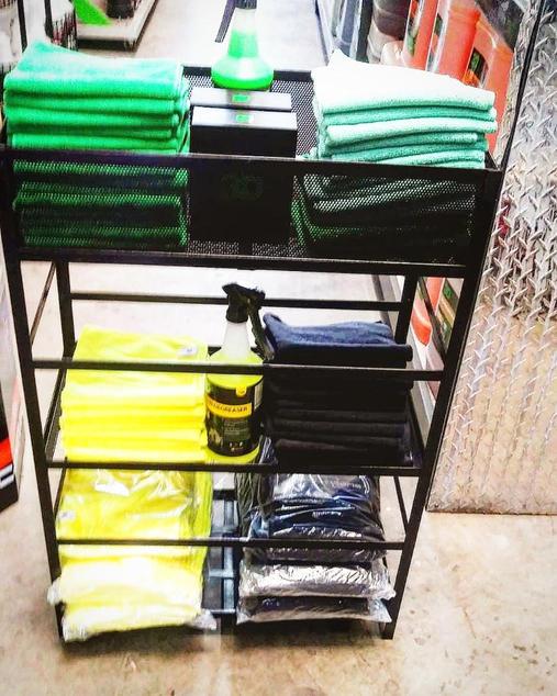 Towel rack #1