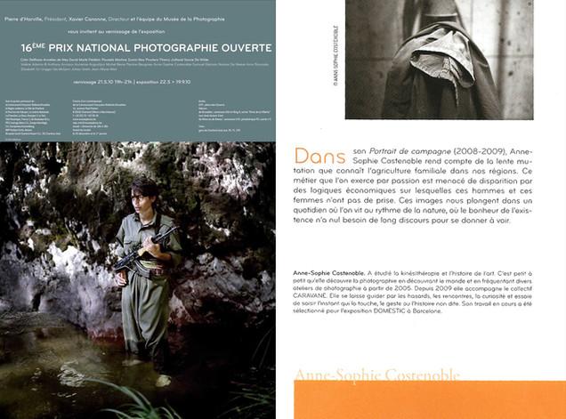 Prix Photographie Ouverte
