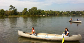 MOM'S LITTLE BLACK BOOK | St. Charles Park District Canoeing