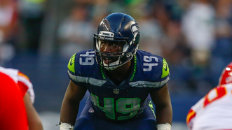 Former Seattle Seahawks LB Kache Palacio has Breakout Debut in Blackhawks 34-26 win