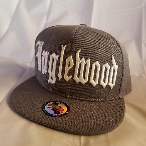 """Inglewood """"Script"""" Hat"""