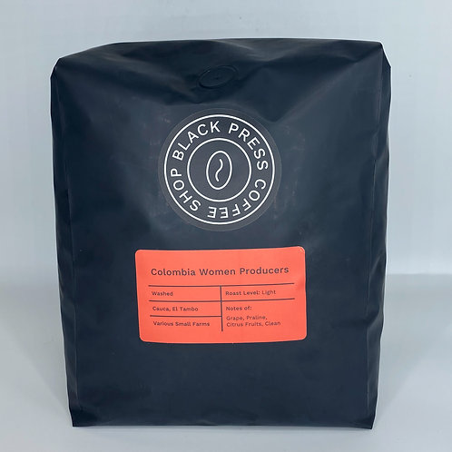 5lb Colombia Women's Producers
