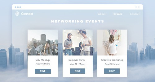 Wix-Diseño-Web-Wix-Eventos