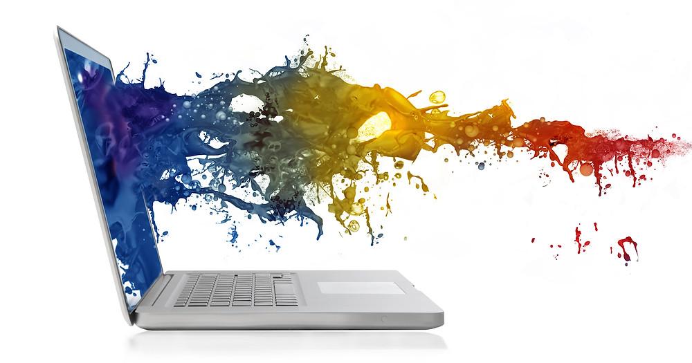 Diseño Web: 3 Sitios Web para Crear Material Gráfico Online y Gratis