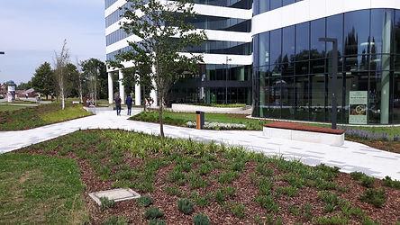 Superściezka- Miejska przestrzeń przed siedzibą ABB