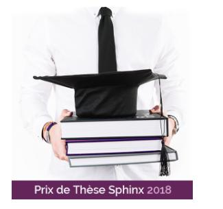 Résultats Prix de thèse Sphinx