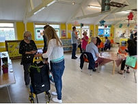 in the hall for cakes July 21.jpg