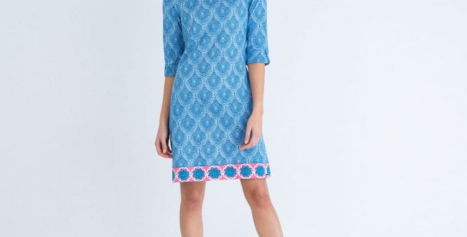 Hatley Lucy Dress - Scallop