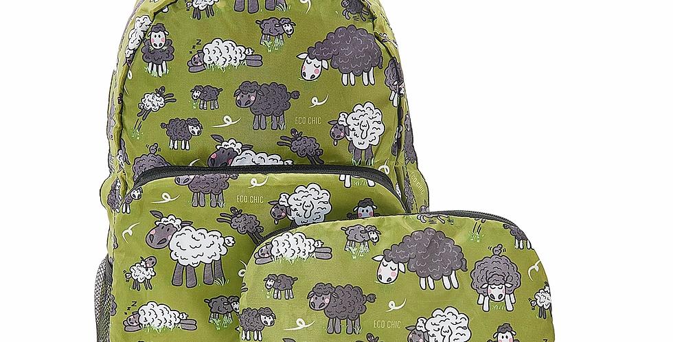EcoChic Backpack - Sheep