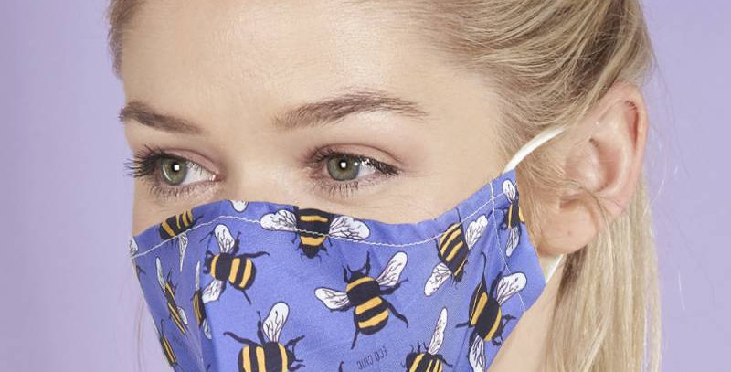 BEES FACE COVER