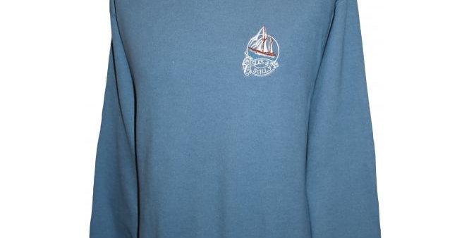 Sailing Boat - petrol blue