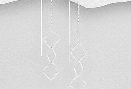 Thread Earrings - Links