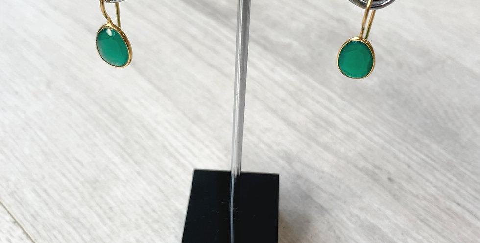 Green Onyx hooks