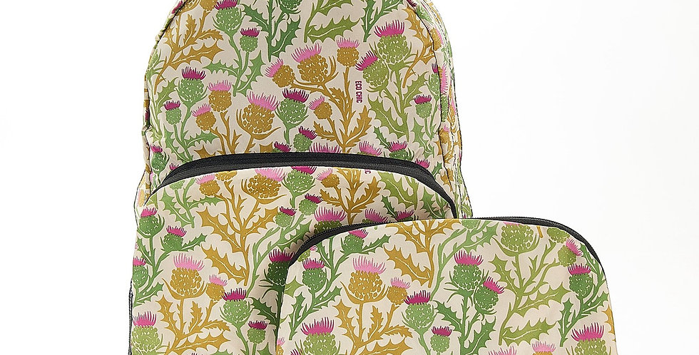 EcoChic Backpack - Thistle