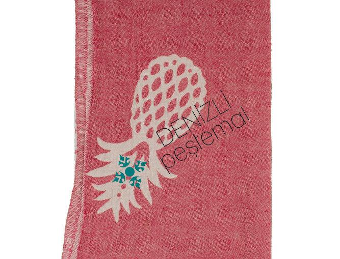 Turkish Towel - Pineapple print
