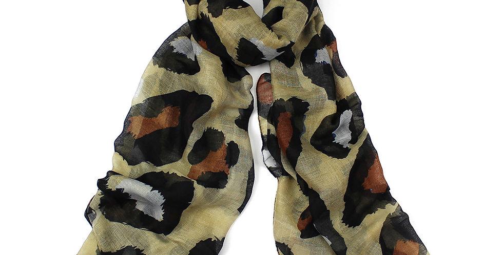 Large leopard print