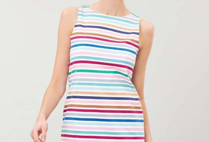 Joules Riva Dress - Multistripe