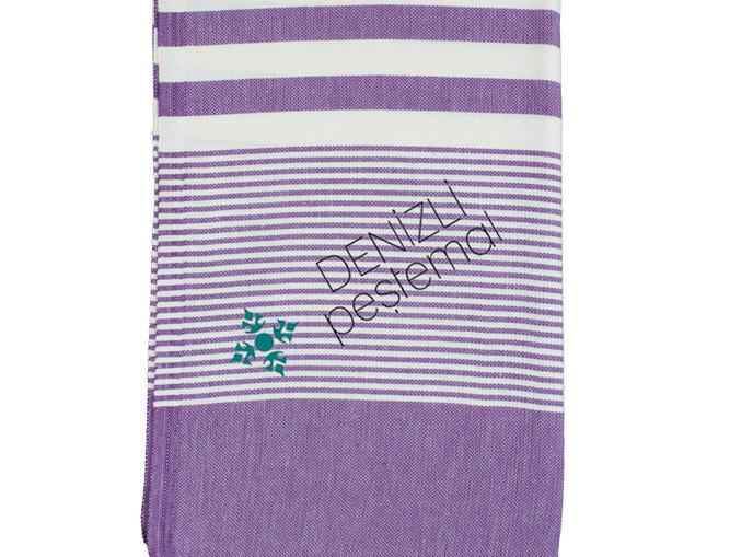 Turkish Towel - hereke purple