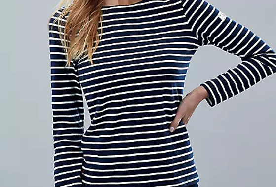 Joules Harbour - Navy Stripe