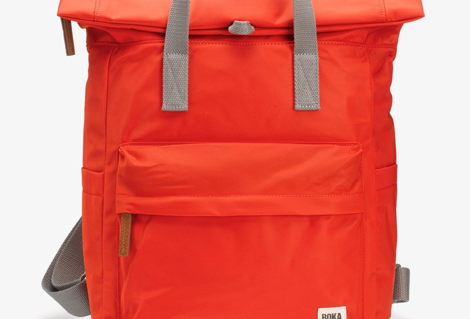 Canfield B - neon red