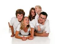 rodinné fotografování reference