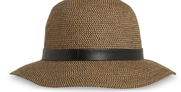 Luna Hat -Brindle