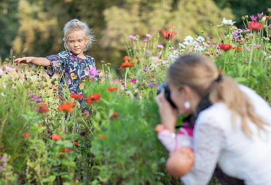 fotografka milada koutníková na foto kurzu focení dětí