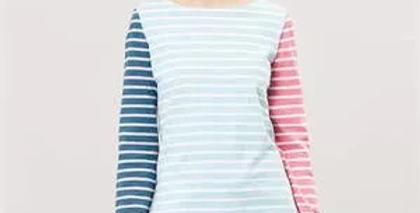Joules Harbour - Blue Cream Stripe