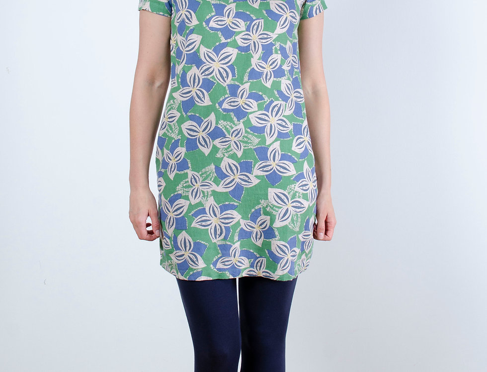 Lily and Me ... Shift Dress ... Apple Green