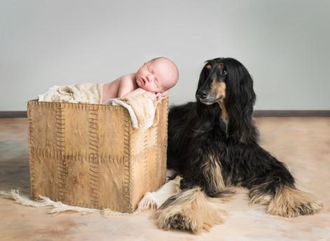 Jak se připravit na newborn focení