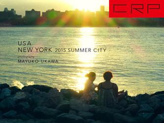 NEW YORK 2015 SUMMER CITY