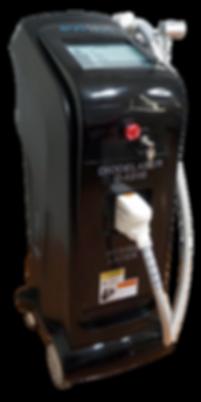 Aryo-Tech D-1200 lazer epilasyon cihazı