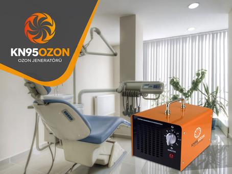 Diş Hastaneleri için Ozon Jeneratörü Kullanımı