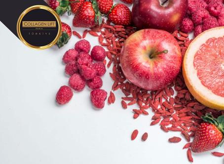 Ara Öğünlerde Kırmızı Meyveler Tüketin!