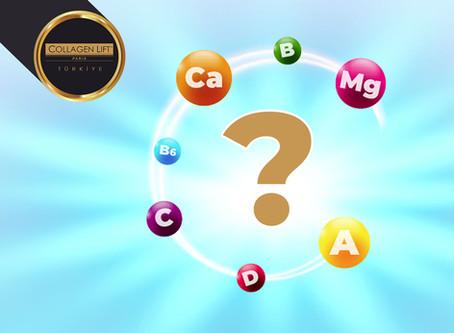 Her Gün Kaç Mg Hangi Vitamini Almalıyız?