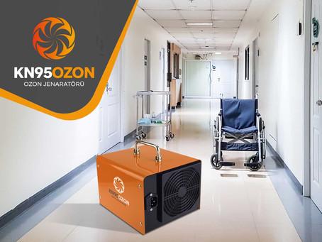 Hastaneler için Ozon Jeneratörü Kullanımı