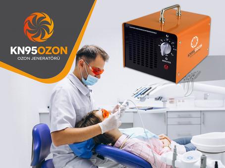 Ağız ve Diş Sağlığı Kliniklerinde Ozon Jeneratörü Kullanımı