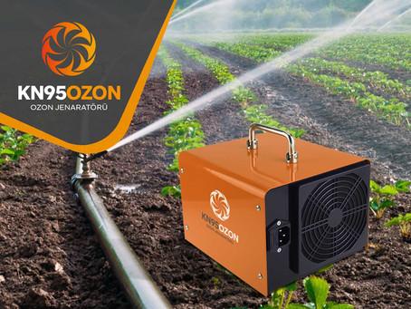 Tarım Sulama için Ozon Jeneratörü Kullanımı