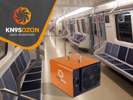 Toplu Taşıma Araçlarında Ozon Jeneratörü Kullanımı
