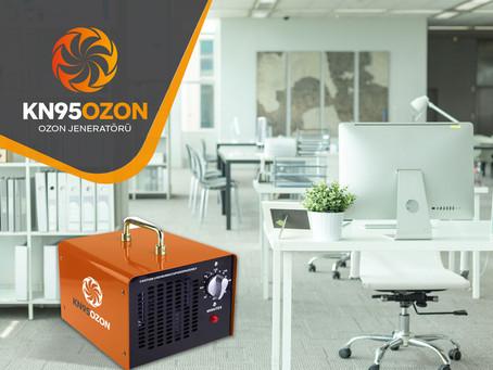 Ofisler İçin Ozon Jeneratörü Kullanımı