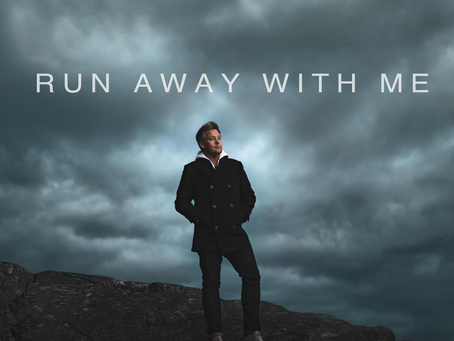 "NEW ALBUM 2018 ""RUN AWAY WITH ME"""