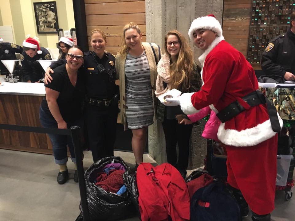 SFPD Cares Project