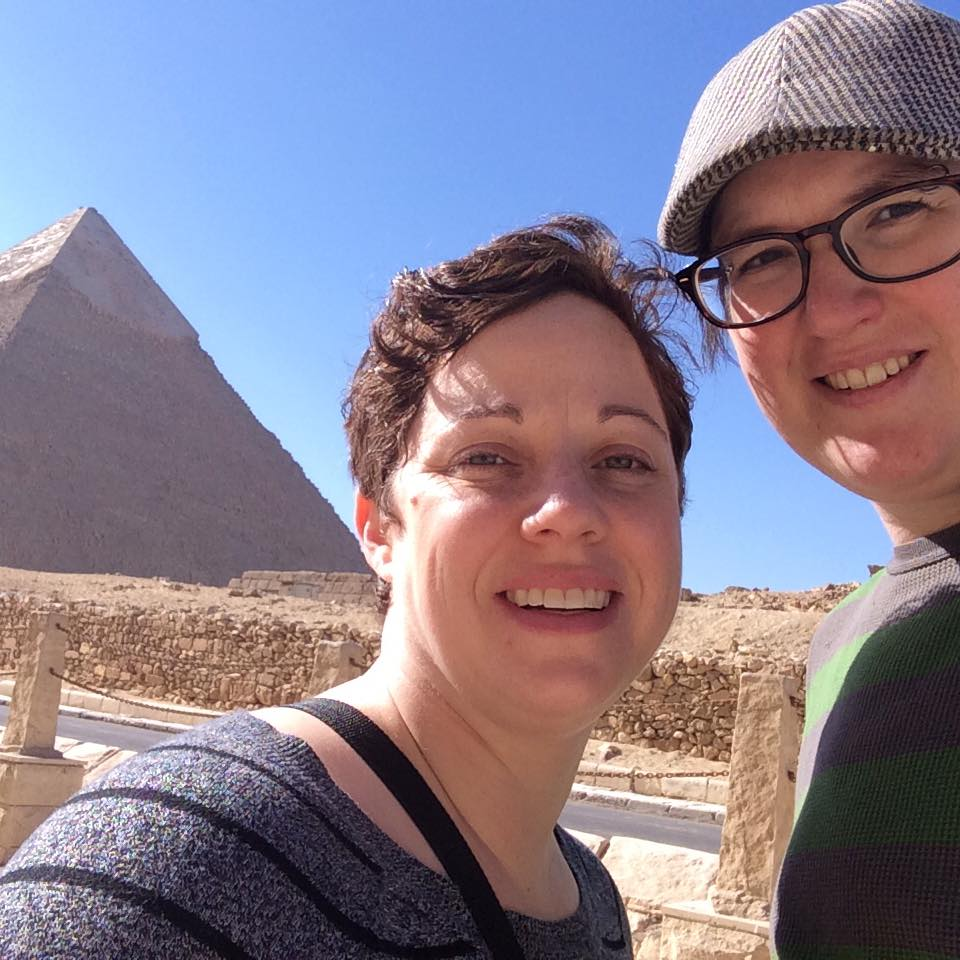 Travel Faithfully: Pyramids of Giza