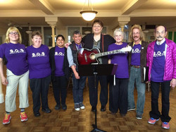 Singers of the Street Homeless Choir