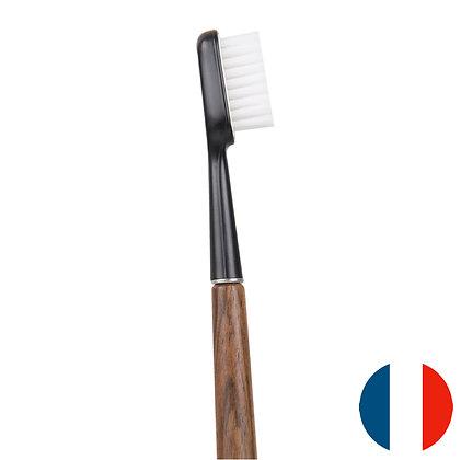 Brosse à dents en noyer - Caliquo