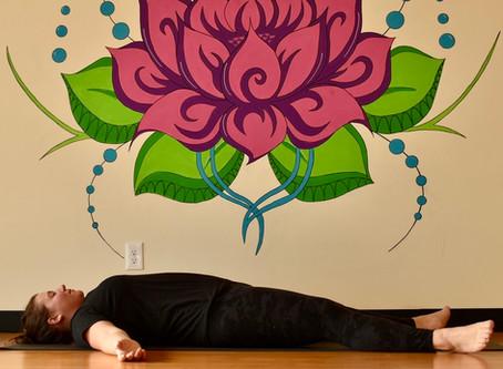 Mindful Yoga for Sleep