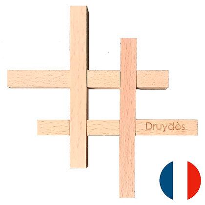 Porte-savon - Druydès