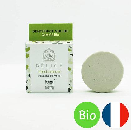 Dentifrice solide Bio - Bélice