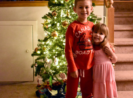 Surviving the Holidays with Kids